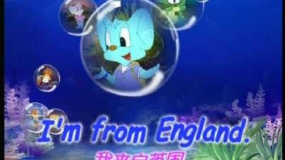 蓝猫小学英语600句10