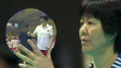 郎平已成中国女排符号 金牌教练实至名归
