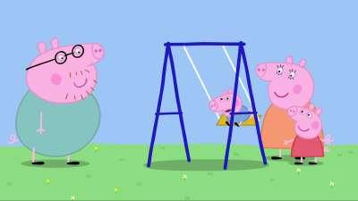 粉红猪小妹44