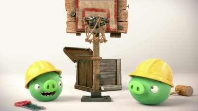 愤怒的小鸟猪猪传 第二季05