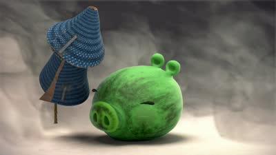 愤怒的小鸟猪猪传 第二季07
