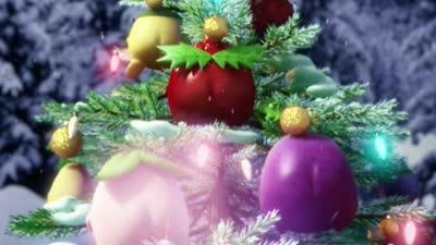 《果宝特攻》大电影发圣诞特辑 水果联盟热屁贺岁