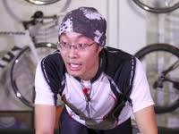 室内骑行最佳选择 李陶亲身体验骑行台