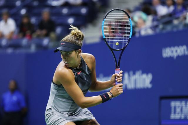 斯蒂文斯直落两盘力克凯斯,职业生涯首次问鼎美网女单冠军!