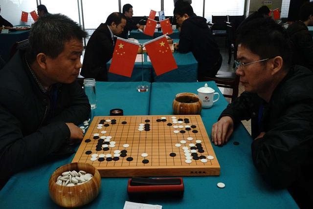 丝绸之路国际城市围棋公开赛开赛,伊利亚首轮强势力克新疆冠军