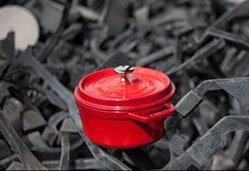 Staub珐琅铸铁锅
