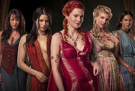《古罗马的女王们》