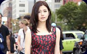 陈妍希亮相纽约时装周
