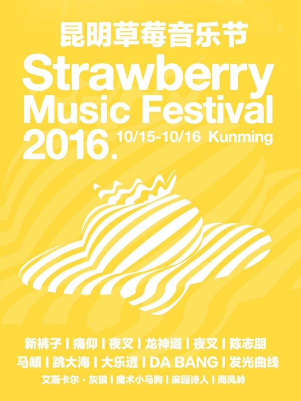 2016昆明草莓音乐节