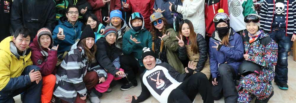 想成为单板花式滑雪高手?平间和德亲临中国分享平花秘籍