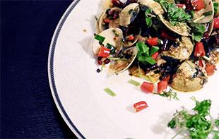 爱上川菜:黑豹的辣炒文蛤