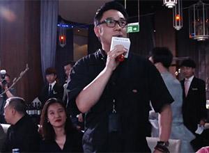 林依轮李开复现身大董品鉴会