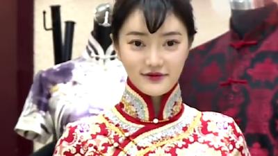 最有年味的地道京派服饰 街头路人推荐广州好年货