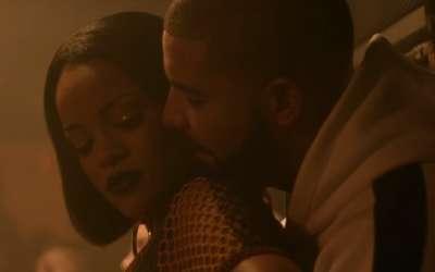 2017年第59届格莱美奖提名:年度录音 / 最佳流行合作 Rihanna Ft. Drake /Work