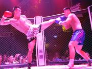 拳击!中国龙斗金腰带挑战赛