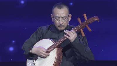 冯满天与乐器阮的爱情 现场大秀才艺