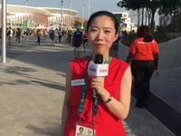 乐视记者走进奥林匹克公园 预热中美男篮大战