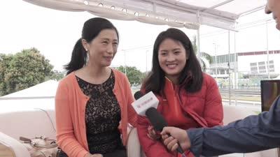 专访陈若琳及陈母 奥运冠军坦言希望多陪父母