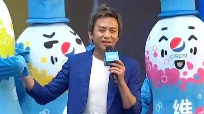 南薛北张化身相声演员 邓超盛赞鹿晗越来越有综艺感