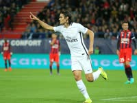 巴黎圣日耳曼6-0卡昂