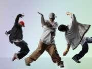 嘻哈男孩炫酷街舞秀