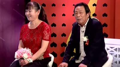 第七届集体婚礼(三) 高龄女子仍愿为先生生孩子