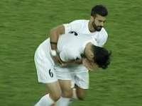 【乌兹别克斯坦0-1伊朗】侯赛因头槌建功 乌兹别克斯坦0-1伊朗
