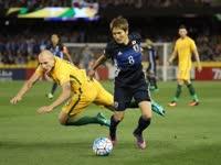 【全场录播】12强赛 澳大利亚VS日本