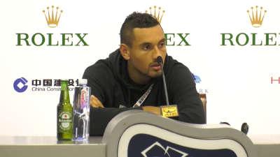 【中字】克耶高斯:我的比赛不需要观众 不在乎伦敦总决赛