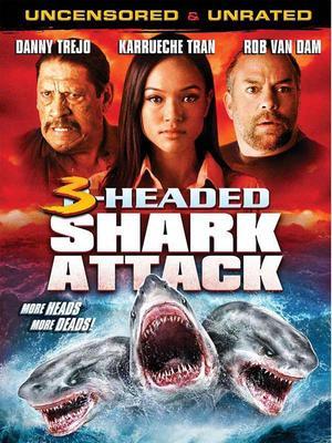 夺命三头鲨