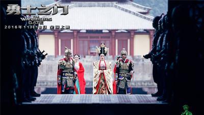 《勇士之门》预告片解封黑骑士 赵又廷倪妮背水一战