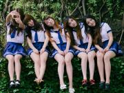 校园女生最爱韩国舞蹈