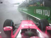 F1巴西站正赛:维特尔TR怒喷赛会决定
