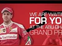 F1收官战法拉利超水宣传片:维特尔傻傻在土豪国等你