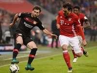 拜仁慕尼黑vs勒沃库森(上)