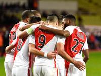 摩纳哥2-1卡昂