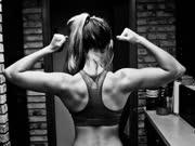 最佳女性健身成果集锦