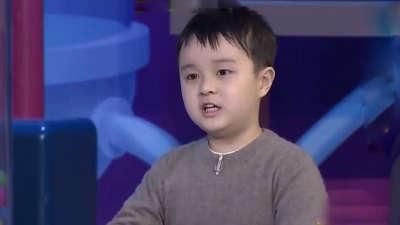 《潮童天下》20170122:小潮童想做歌手