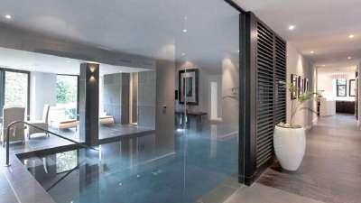 【花絮】博格巴的350万新豪宅!5个卧室+泳池游戏厅