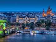 我曾在童话中走过 多瑙河畔的布达佩斯