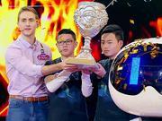 《最强大脑》20170407:陈智强回归争夺世界脑王 机器人速度秒杀天才团