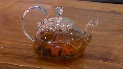 喝茶能治病