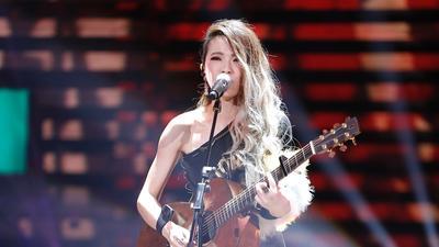 张芸京独唱《青花》