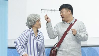 纯笑版:贾冰蔡明《永远璀璨》