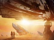 吕克贝松科幻新作《星际特工千星之城》正片片段曝光,太空宏大奇观呈现,男女主联手打怪兽