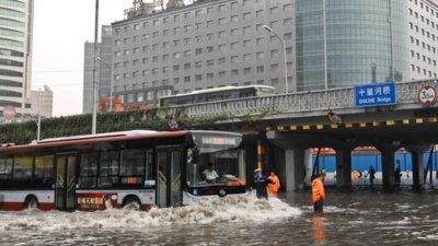 直击北京入汛最强降雨