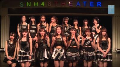 SNH48 S队 《心的旅程》公演