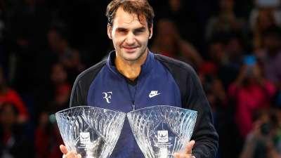 费德勒获颁年终两大奖 瑞士天王实至名归
