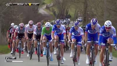 2017巴黎-尼斯自行车赛第五赛段全场录播(英文)