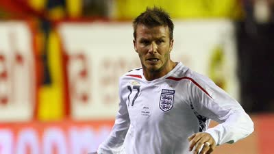 小贝助英军3-0西班牙 埃里克森迎来完美首秀